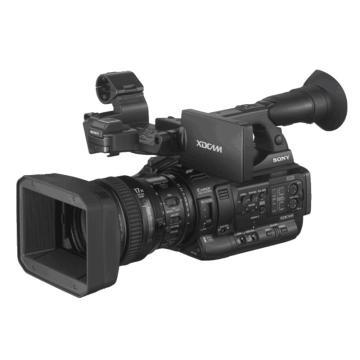 索尼 摄像机 PXW-X280 数码摄像机 摄录一体机+64G卡+三脚架带遥控手柄