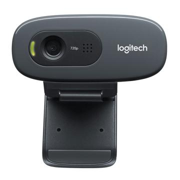 羅技 高清網絡攝像頭,黑 C270 單位:個