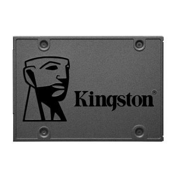 金士頓 硬盤,SA400S37/480G A400系列480G SATA3固態硬盤 含三年質保 單位:塊