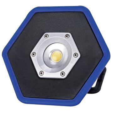 铁朗 LED泛光灯 区域照明灯 4300lm  WL4020 防水充电工作灯 IP65 防水充电泛光灯 三挡亮度可选  内置锂电池 含充电器,单位:个