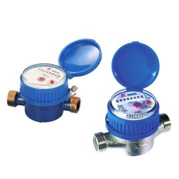 埃美柯/AMICO 铜壳单流干式冷水表,LXSC-13D,丝口连接,销售代号:054-DN13
