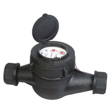 埃美柯/AMICO 塑料殼旋翼濕式冷水表,LXS-15S,絲口連接,銷售代號:021-DN15