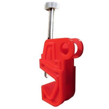 天津贝迪 中型断路器锁具,自带锁紧螺丝装置,BD-8128