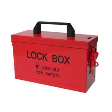 天津贝迪 便携式集群管理箱(单孔),红色,BD-8811