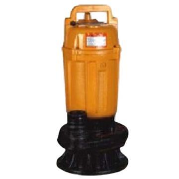 人民水泵/SRM WQX25-50/2-5.5,高扬程潜水排污泵,丝口连接,标配电缆10米