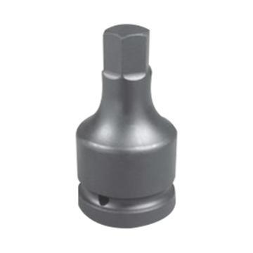 """霹雳马3/4""""方头24mm 公制内六角套筒, 64846024"""