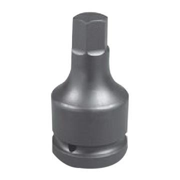 """霹雳马3/8""""方头8mm 公制内六角套筒, 64815008"""