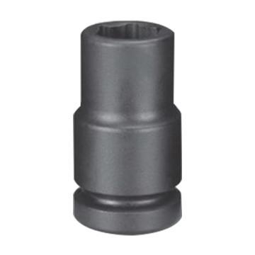 """霹雳马3/4""""方头24mm 公制加长型六角套筒, 60542024"""