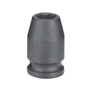 """霹雳马1/2""""方头24mm 公制标准型六角套筒, 60520024"""