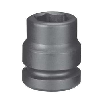 """霹雳马3/4""""方头24mm 公制标准型六角套筒, 60140024"""