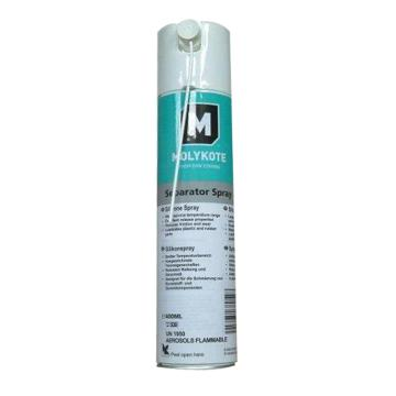 摩力克 硅油脱模喷剂,SEPARATOR SPRAY,400ml/瓶