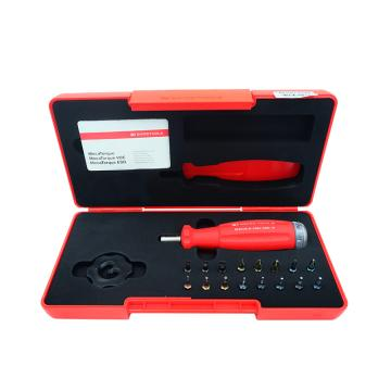 PB SWISS TOOLS 刻度可调节扭矩螺丝刀套装,0.4-2.0N.m,PB 8321.Set B2