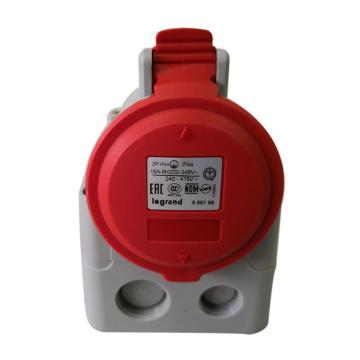 罗格朗 明装插座,IP44 380V 16A 3P+N+E,555159