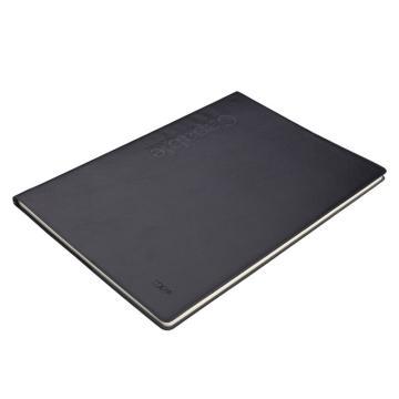 晨光 M&G 雅紋皮本,APYLL488 B5 (黑色) 76頁/本 單位:本
