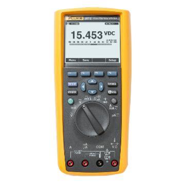 福祿克/FLUKE 電子記錄萬用表套裝,真有效值 包含FVF軟件和連接電纜,FLUKE-287/FVF