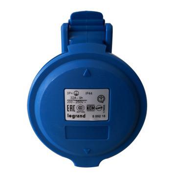 罗格朗 移动插座,IP44 230V 32A 3P+E,555215