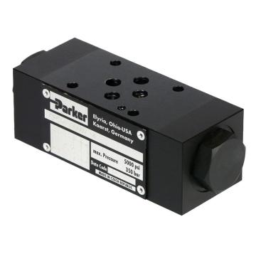 派克Parker 疊加式液控單向閥,CPOM系列,CPOM3DDV
