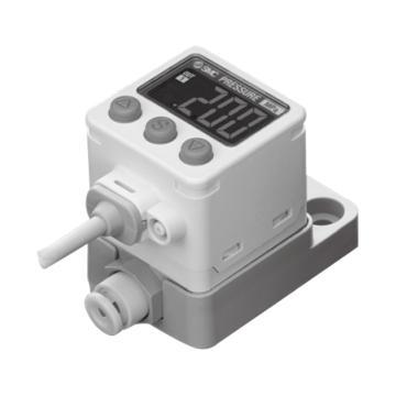 SMC 高精度数字式压力开关,ISE40A-C6-R
