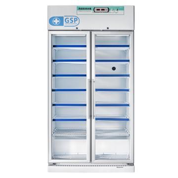 海信 2~8℃医用冷藏箱,HC-5L758,有效容积758L,430W,1010*750*2033mm