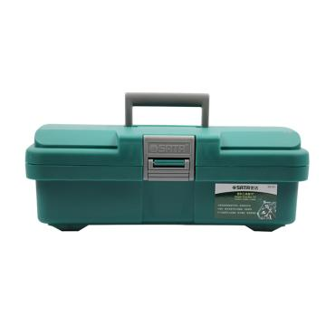"""世達塑料工具箱,15"""" 95161"""