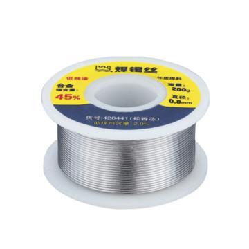 长城精工Greatwall 无铅焊锡丝,200g,¢0.5mm,420410,焊条 助焊剂 锡丝 锡线 锡条 无铅锡膏