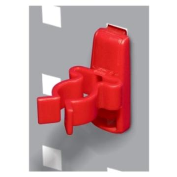 天钢 方孔挂板开口夹,W25XD55XH52mmKP-6104,10个装