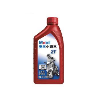 美孚 摩托车 机油,小霸王 2T,1L/瓶