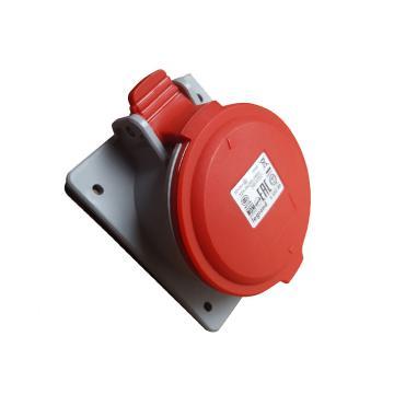 罗格朗 暗装插座,IP44 380V 32A 3P+N+E,555289