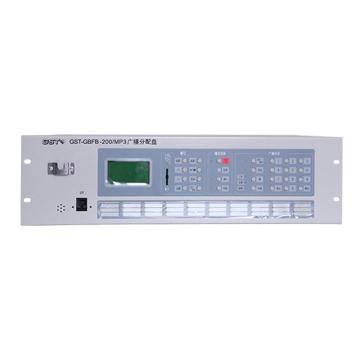 消防广播盘,GST-GBFB-200/MP3