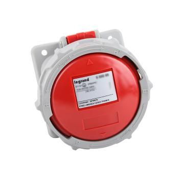 罗格朗 暗装插座,IP67 380V 32A 3P+N+E,555489