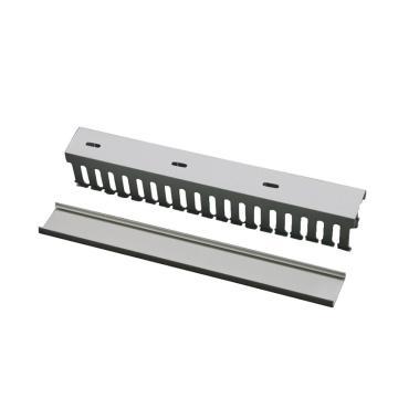 浙峰 50*45高*宽(mm)线槽 100米一箱,白色,规格2米一根