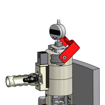 ITH 液压拉伸器/拉伸头子,M30拉伸器,33.02353