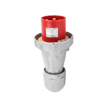 罗格朗 连接插头,IP 66/67 AC 380/415V 63A 3P+N+E,555529