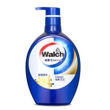 威露士Walch 健康沐浴露,经典 650ml 单位:瓶