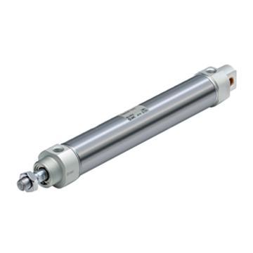 SMC 标准型气缸,单杆双作用,耳环一体基本型,CDM2E32-50Z