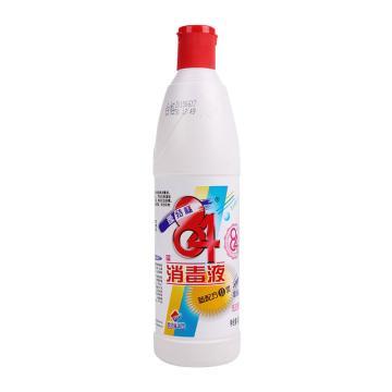 爱特福84消毒液468ml 消毒水 消毒剂 除菌灭菌杀菌 30瓶/箱 单位:瓶