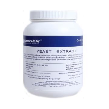 酵母粉 Yeast Extrat,500g,科进,Kirgen,KG8218