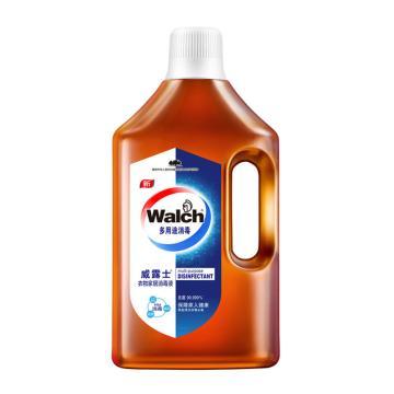 威露士 Walch 消毒液 1.6L   单位:瓶