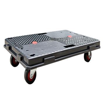 连和 全静轮乌龟拼接推车,L675*W425mm 100kg,PLA100Y-DL-B