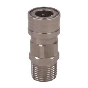 """朝宇CYKJ 外螺纹插座,外牙Rc(PT)1/2"""",碳钢,10个/包,SM40"""