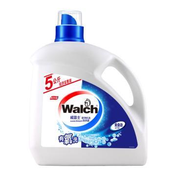 威露士 Walch 洗衣液 有氧洗 5kg  单位:瓶