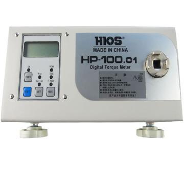好握速HIOS 扭力仪扭力测试仪扭力计,不带数据输出功能,0.15-10Nm,中国制造,HP-100.C1