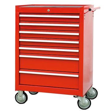 天狼 七抽工具柜,紅色 680*458*995mm,TBR-L4007AD-X(庫存售完即止)