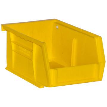 DURHAM MFG HOOK-ON BINS黄色零件盒,102 x 127 x 76mm,承重4.5kg