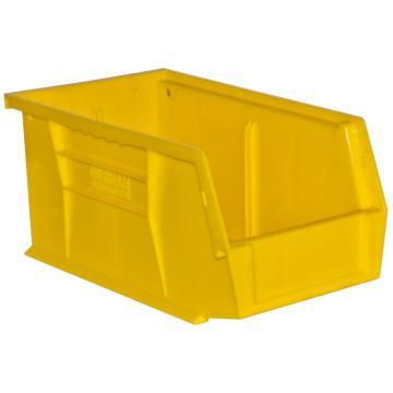 DURHAM MFG HOOK-ON BINS黄色零件盒,152 x 279 x 127mm,承重13.6kg