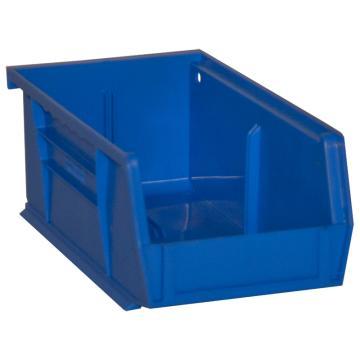 DURHAM MFG HOOK-ON BINS蓝色零件盒,102 x 178 x 76mm,承重4.5kg