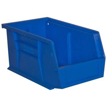 DURHAM MFG HOOK-ON BINS蓝色零件盒,152 x 279 x 127mm,承重13.6kg