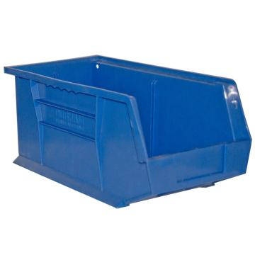 DURHAM MFG HOOK-ON BINS蓝色零件盒,203 x 381 x 178mm,承重27kg