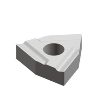 自贡长城 机夹刀片,YG8 T3K1605A4,用于90°外圆、内孔车刀,使用于半精工,20片/盒