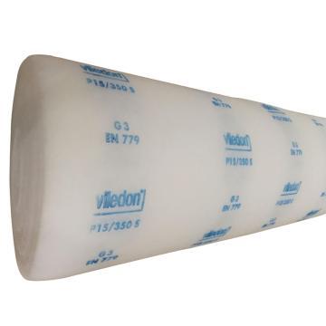 科德宝 P15系列超耐用滤棉,P15/350S,G3级别,长30m*宽2m*厚14mm